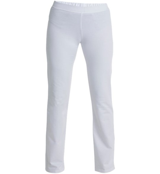 Jill Ladies jersey trousers