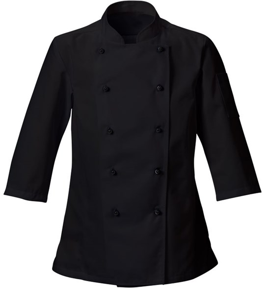 Inga Ladies chef jacket