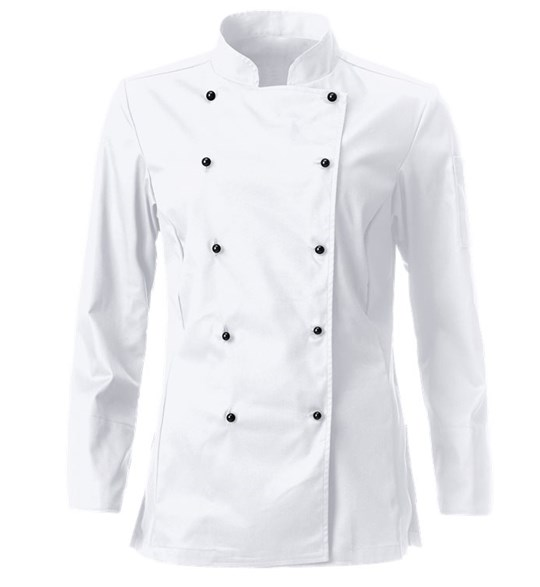 Beth Ladies chefs jacket